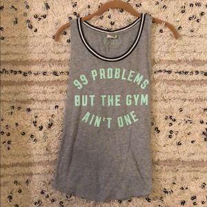 Victoria Secret PINK Gym Tank